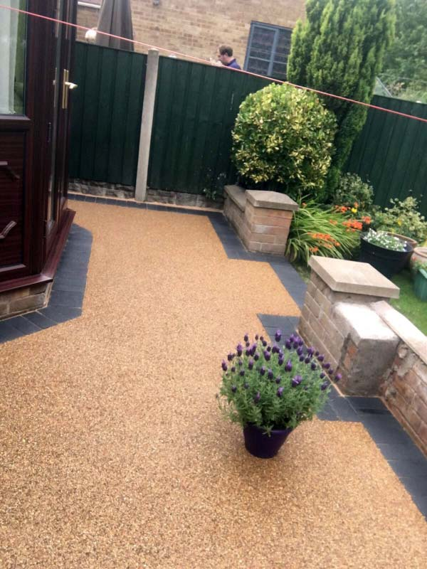 Groundwork Services In Burnley Including Resin Bound Driveways