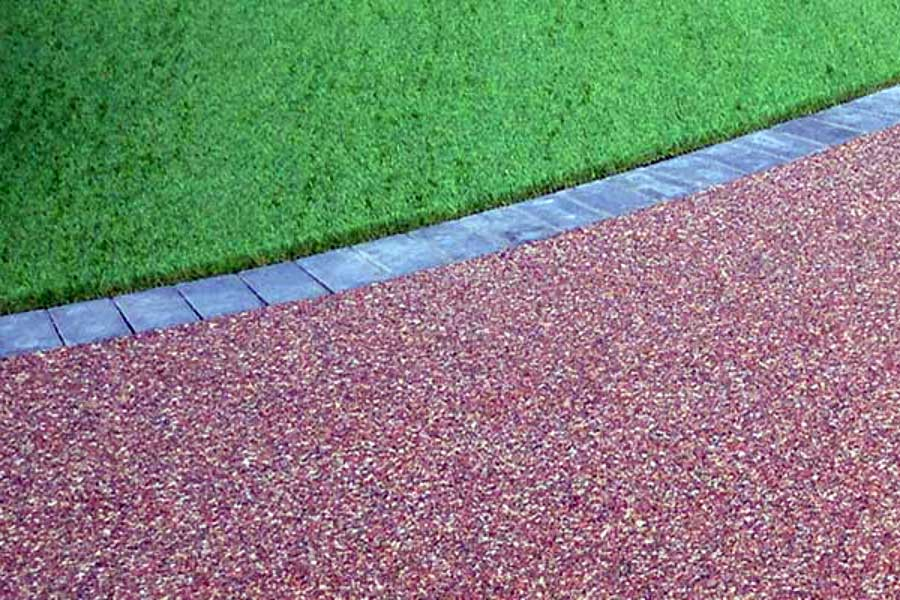Resin Bound Driveways Service